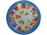 Haba 2935 Kinderteppich Stadt
