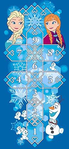 Disney Frozen Kinderteppich 200 x 95 cm Teppich Die Eiskönigin -