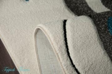 Merinos 772-60 cream_80x150 Kinderteppich, Polypropylen, creme -